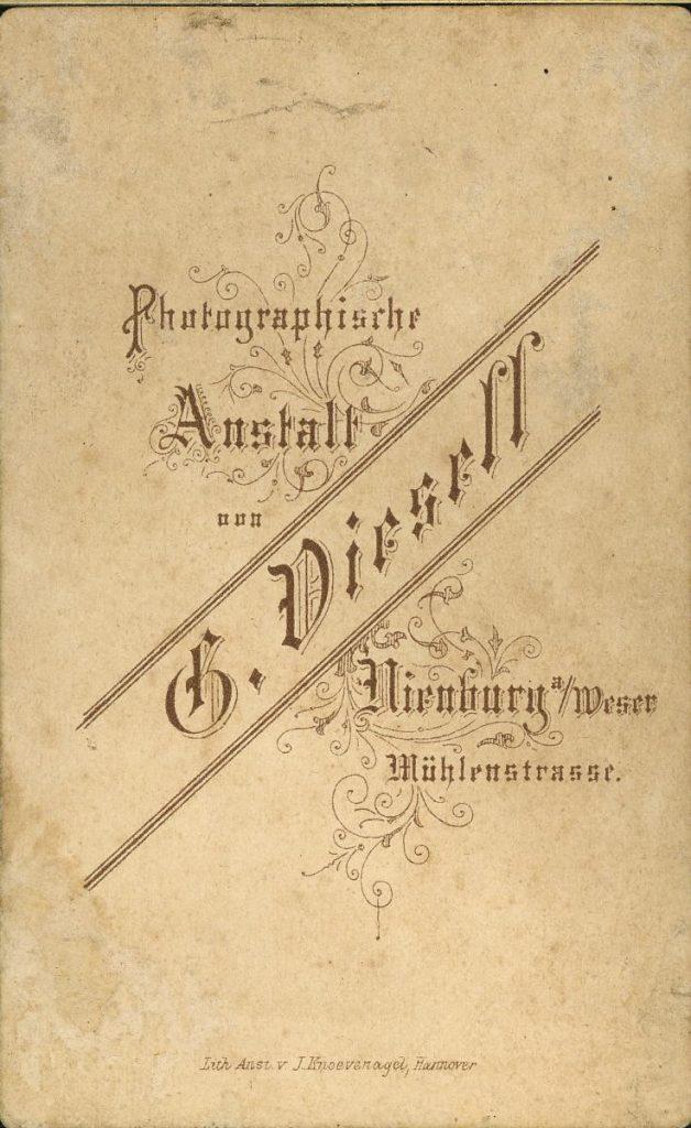 G. Viesell - Nienburg a.W.