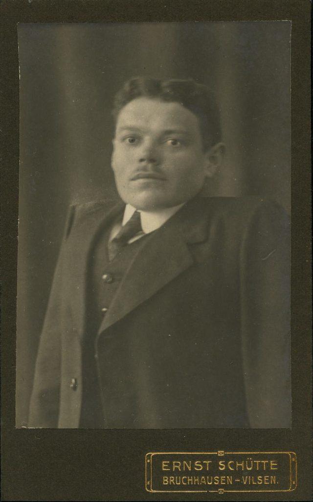 Ernst Schütte - Bruchhausen-Vilsen