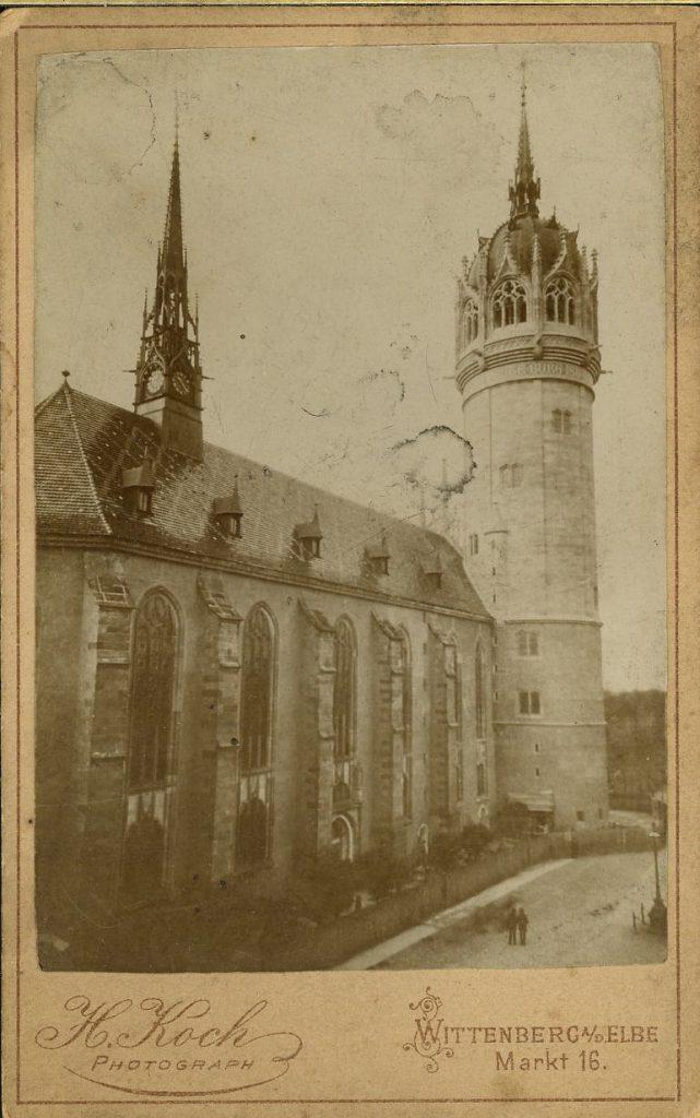 H. Koch - Wittenberg a.d. Elbe