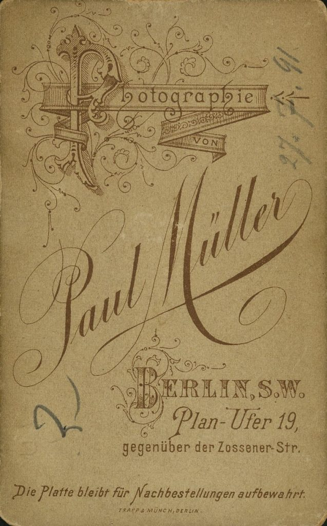 Paul Müller - Berlin