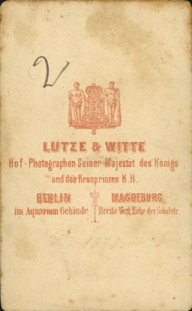 Lutze & Witte - Berlin - Magdeburg
