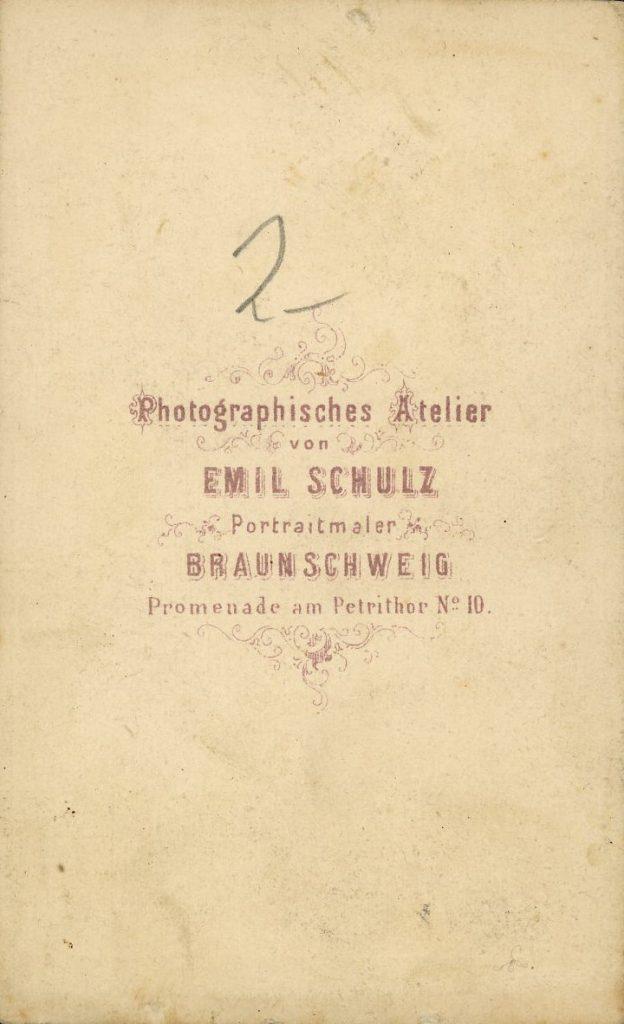 Emil Schulz - Braunschweig