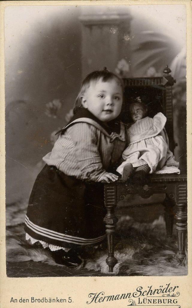 Hermann Schröder - Lüneburg - Hagenow i.M.