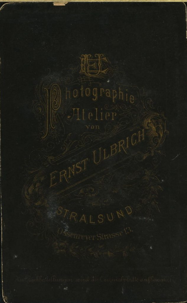 Ernst Ulbrich - Stralsund