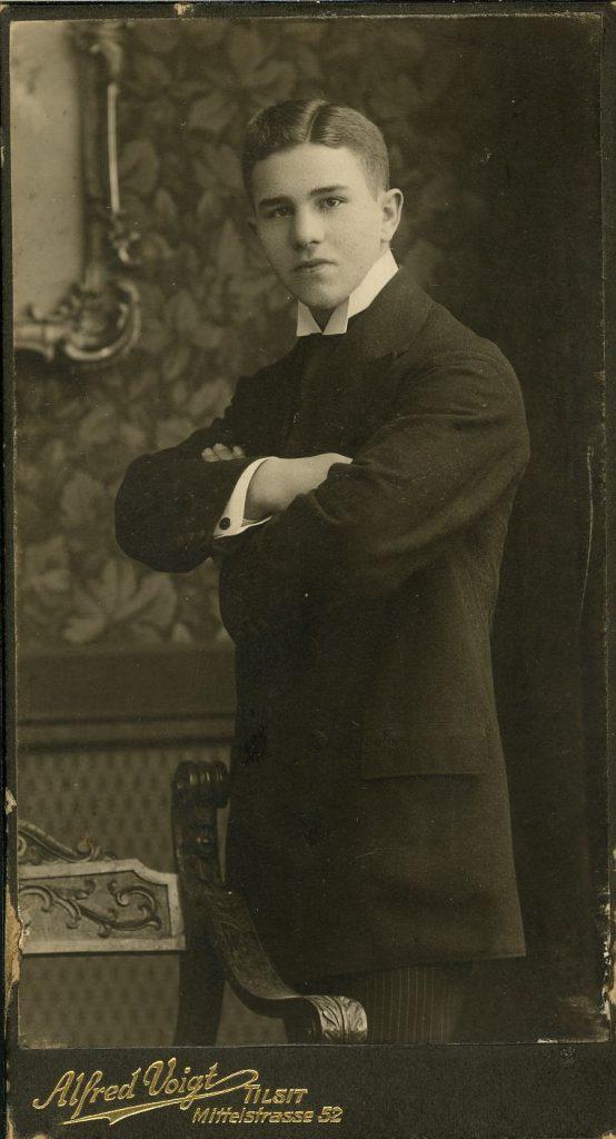 Alfred Voigt - Tilsit