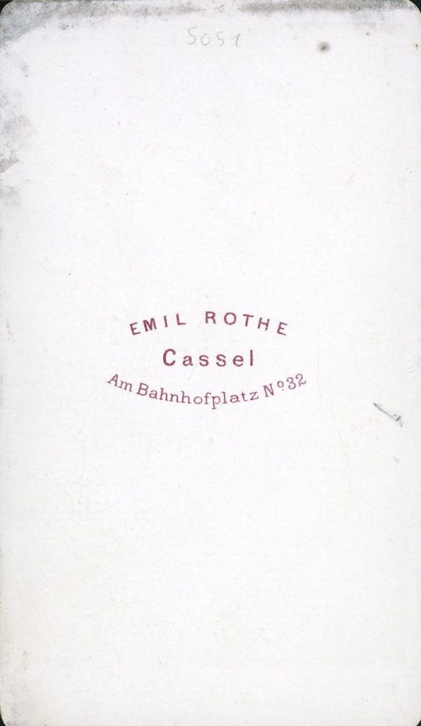 Emil Rothe - Cassel