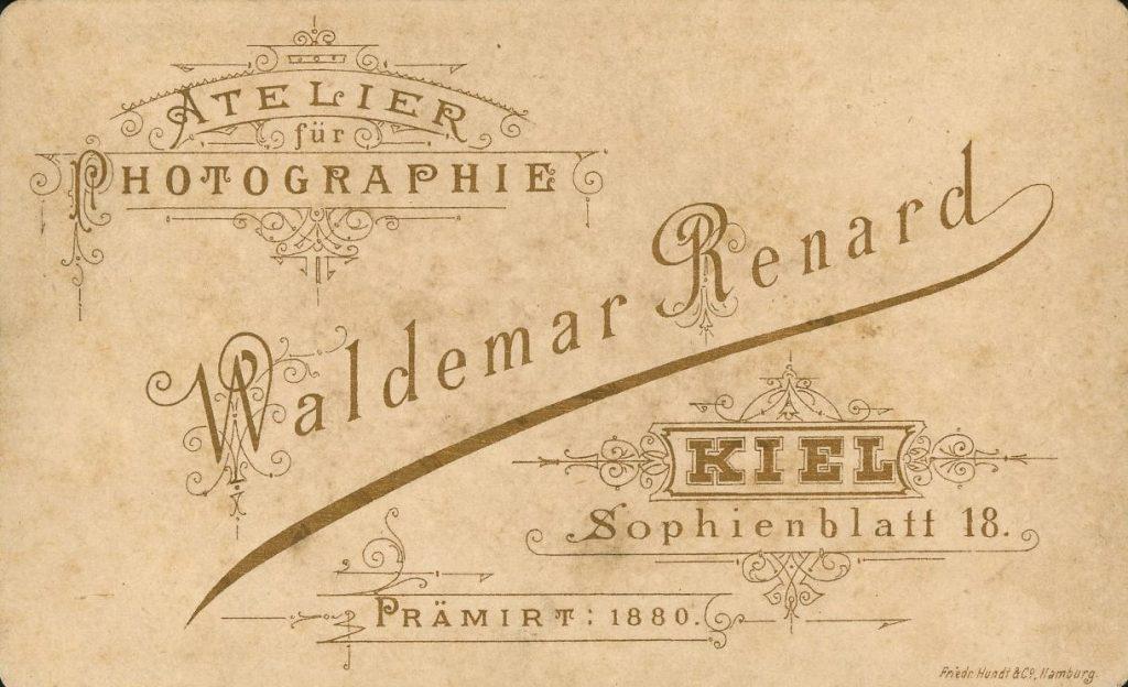 Waldemar Renard - Kiel
