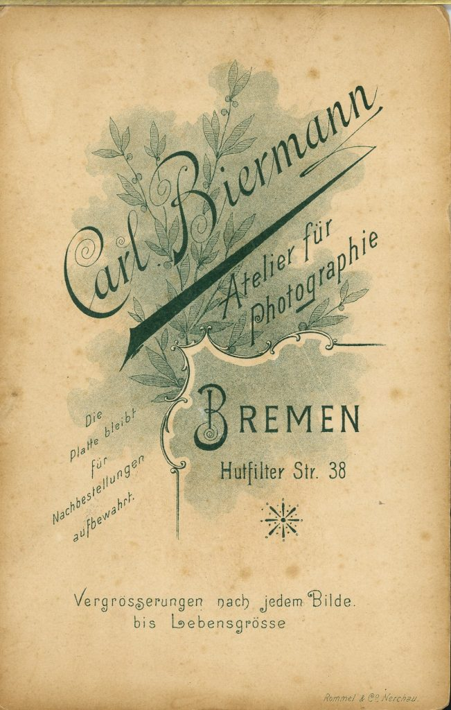 Carl Biermann - Bremen
