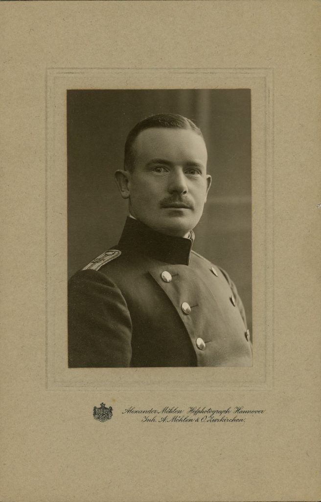 Alexander Möhlen - O. Zurkirchen - Hannover