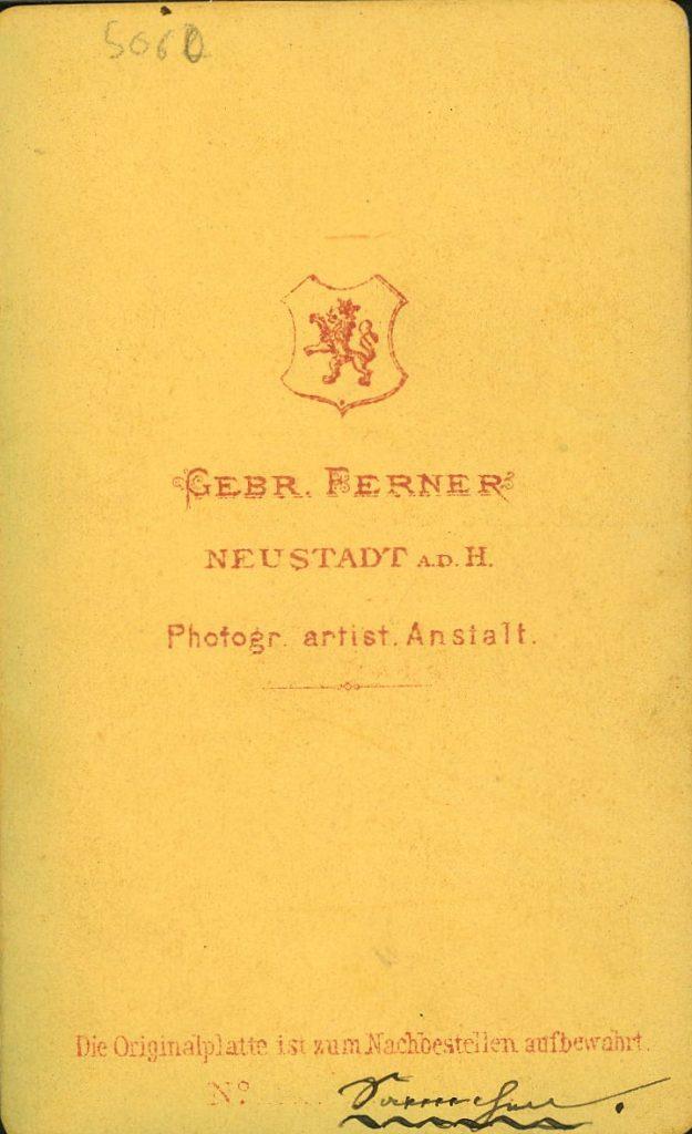 Gebr. Ferner - Neustadt a.d.H.