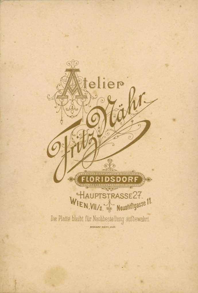 Fritz Nähr - Floridsdorf - Wien
