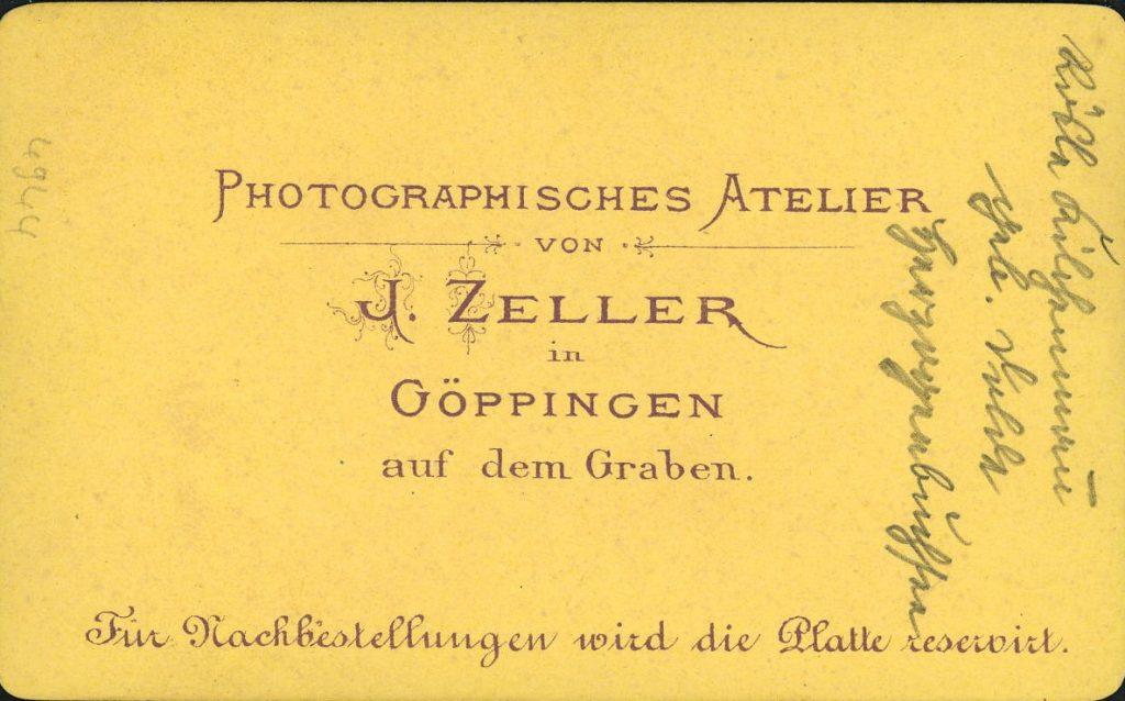 J. Zeller - Göppingen