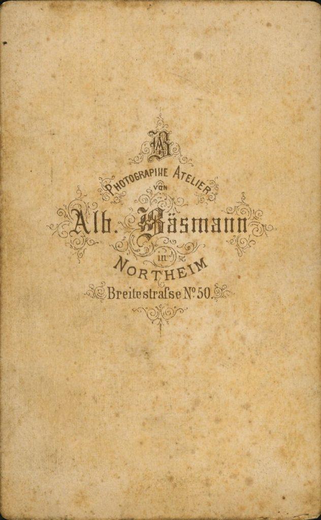 Alb. Bäsmann - Northeim