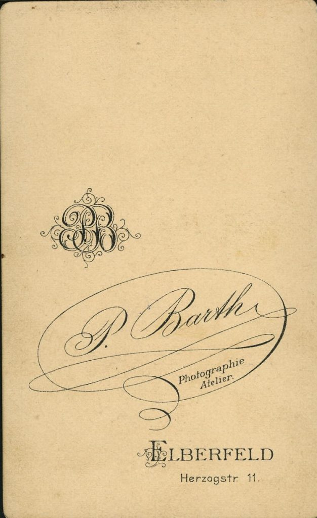 R. Barth - Elberfeld