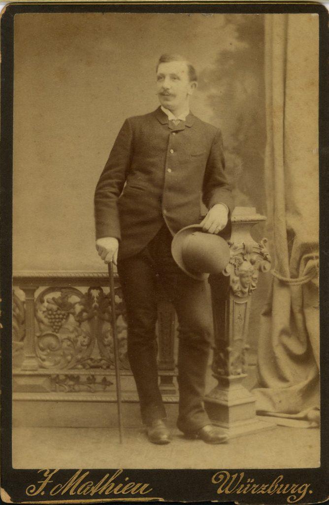 J. Mathieu - Würzburg