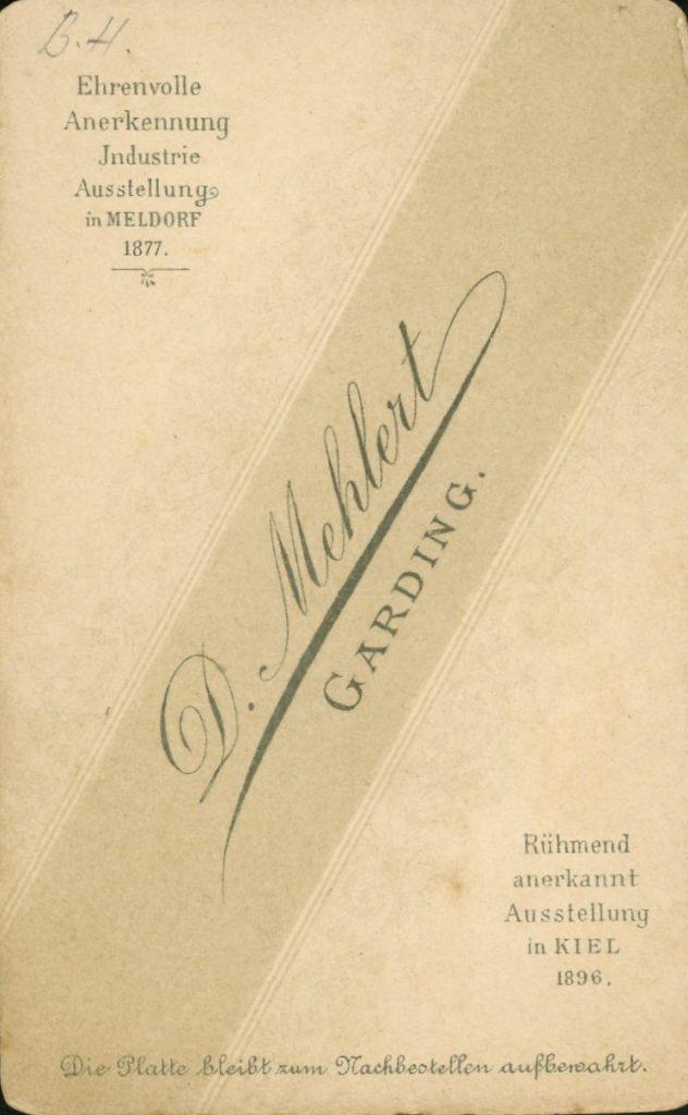 D. Mehlert - Garding