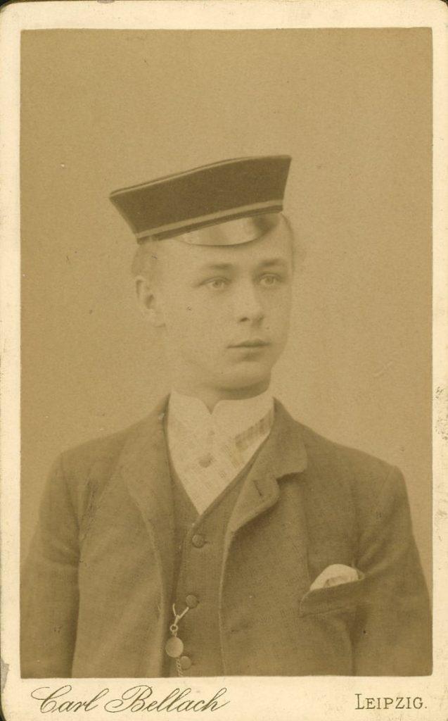 Carl Bellach - Leipzig