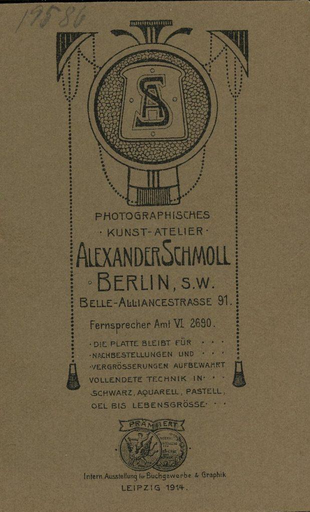 Alexander Schmoll - Berlin