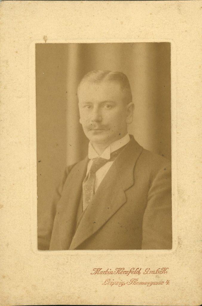 Martin Herzfeld - Leipzig