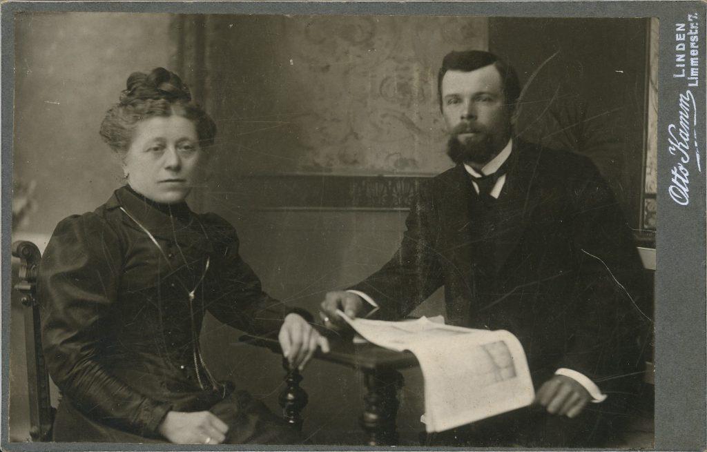 Otto Kamm - Linden