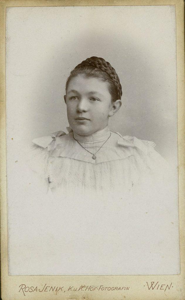 Rosa Jenik - Wien