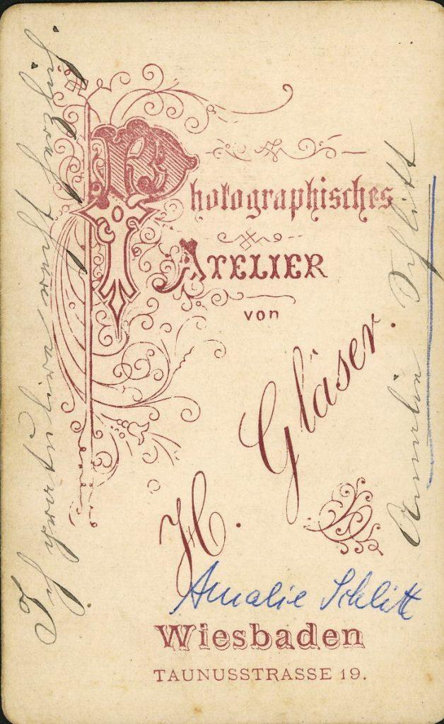 H. Gläser - Wiesbaden
