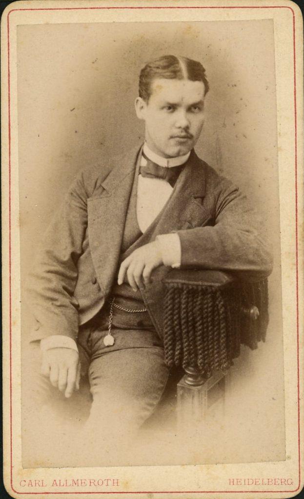 Carl Allmeroth - Heidelberg