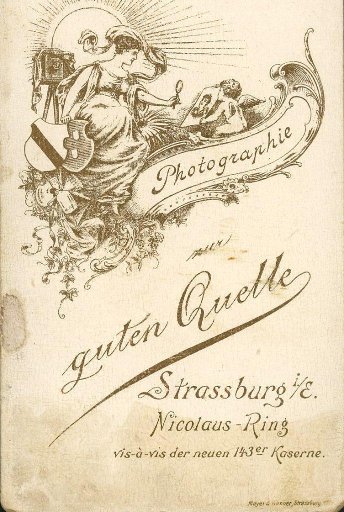 L. Steim - Strassburg i.E.
