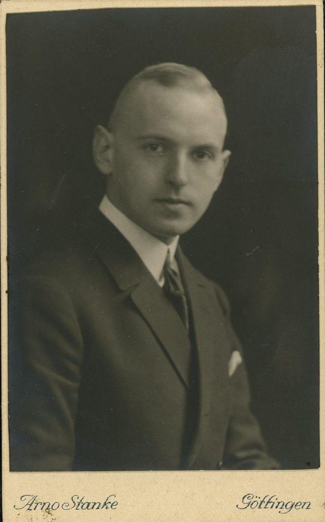 Arno Stanke - Göttingen