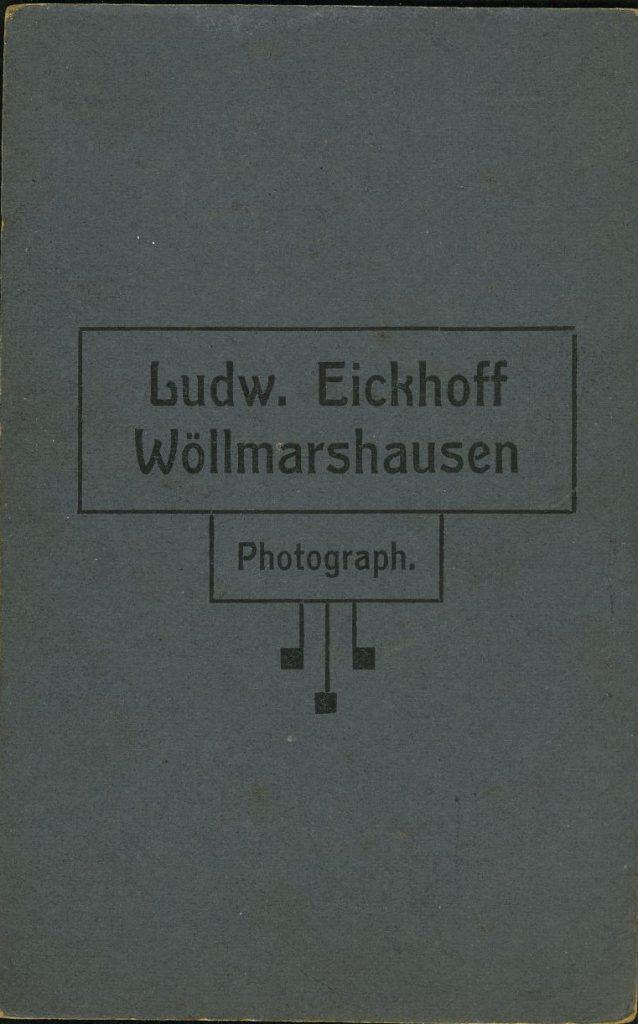 Ludw. Eickhoff - Wöllmarshausen