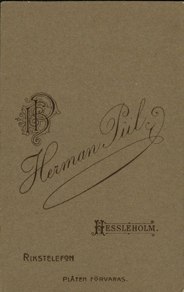 Herman Pül - Hessleholm