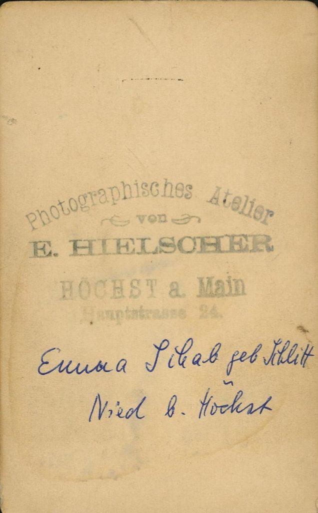 E. Hielscher - Höchst a.M.