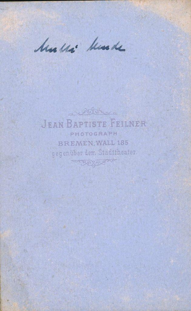 Jean Baptiste Feilner - Bremen