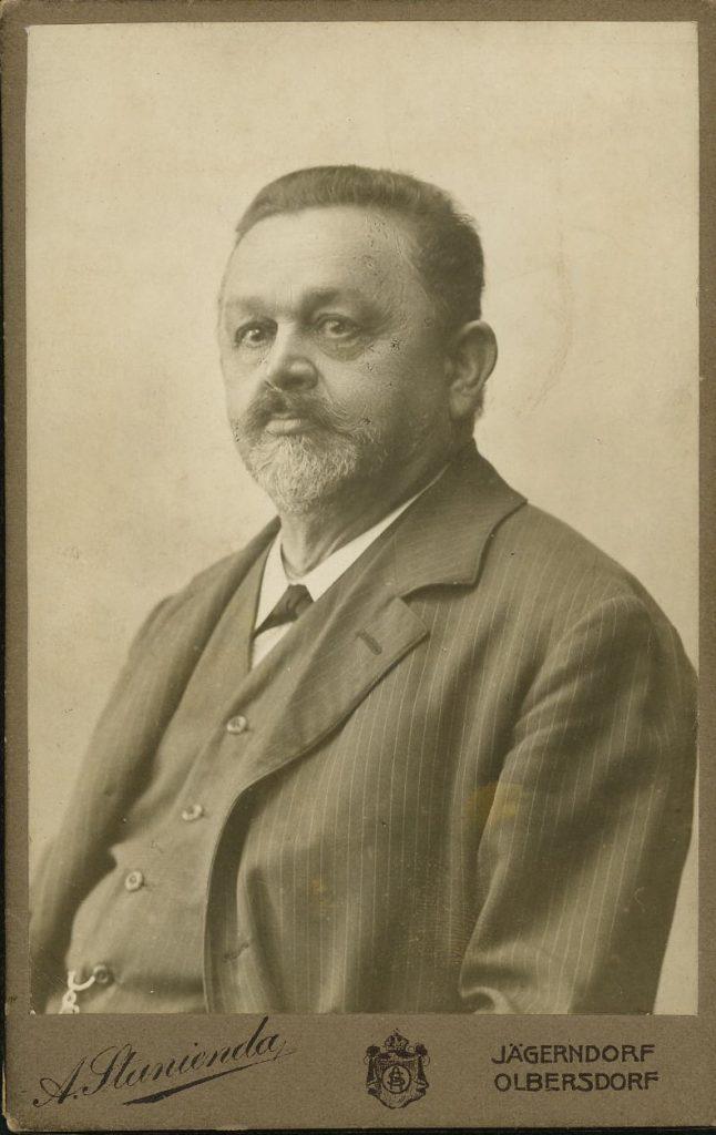Anton Stanienda - Jägerndorf - Olbersdorf