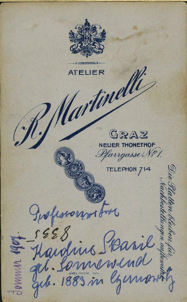R. Martinelli - Graz