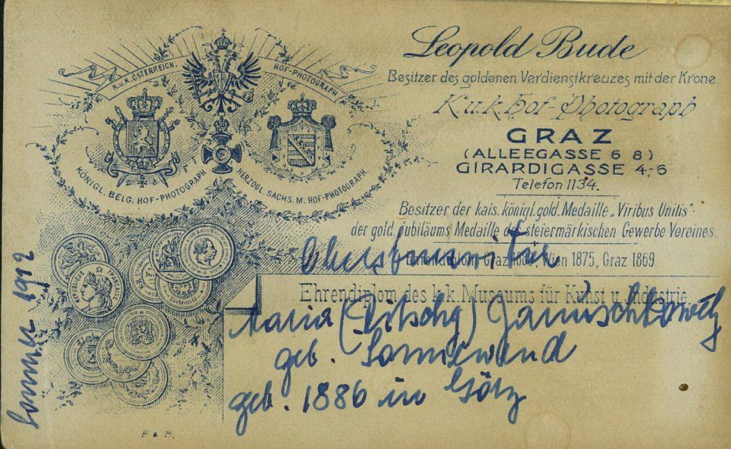 Leopold Bude - Graz