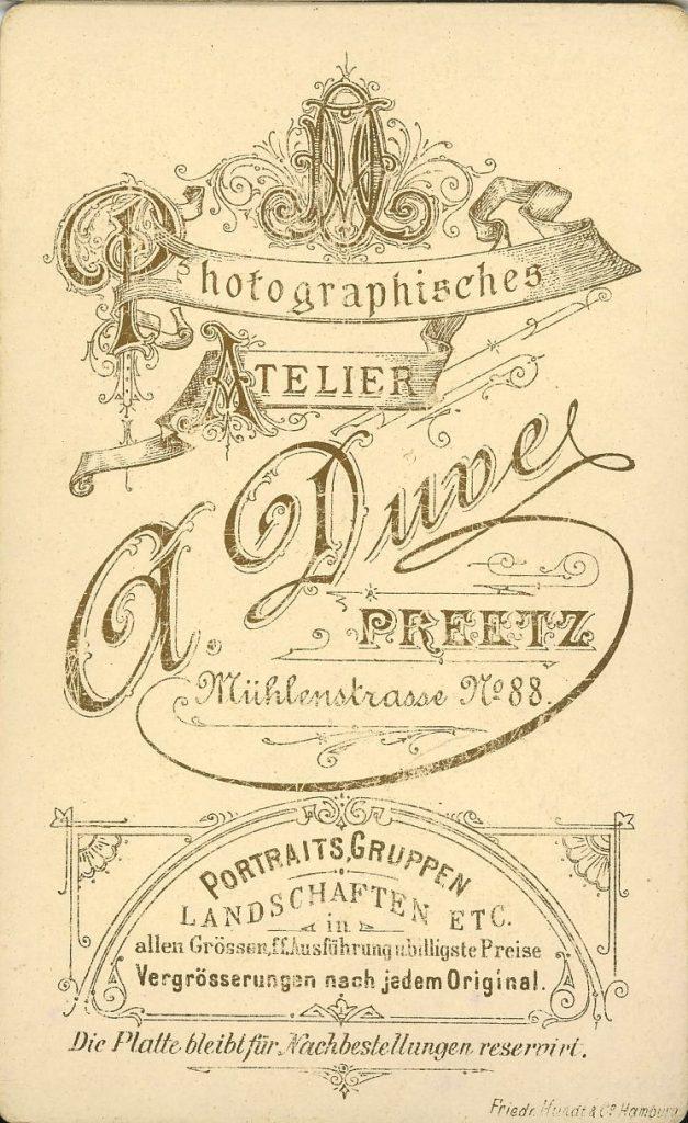 A. Duve - Preetz
