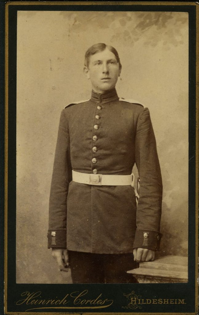 Heinrich Cordes - A. H. Burdorf - Hildesheim