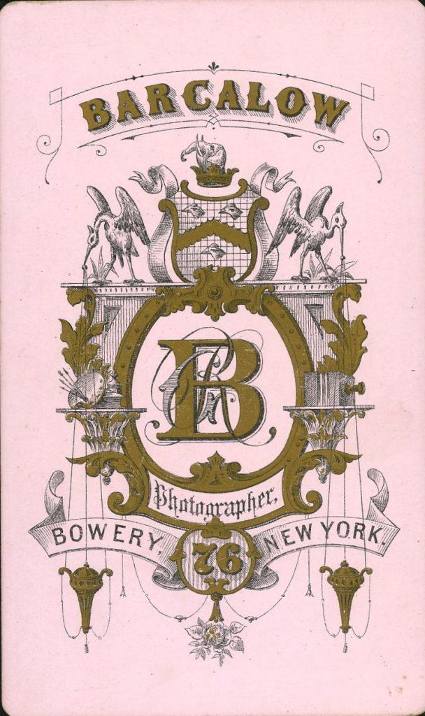 Barcalow - New York