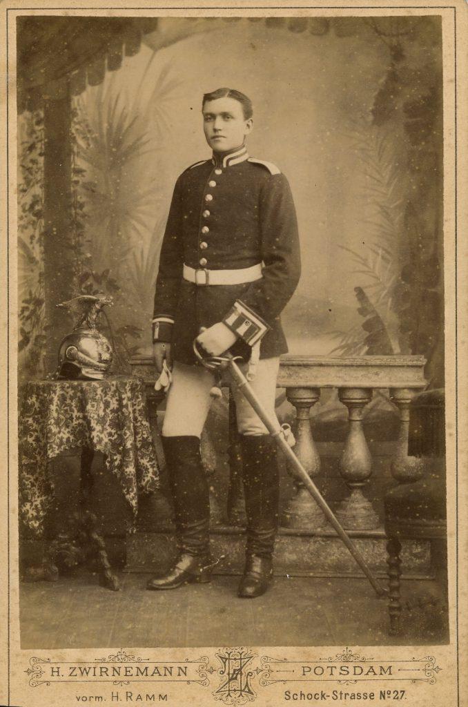 H. Zwirnemann - H. Ramm - Potsdam