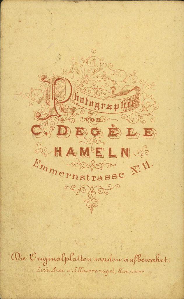 C. Degéle - Hameln