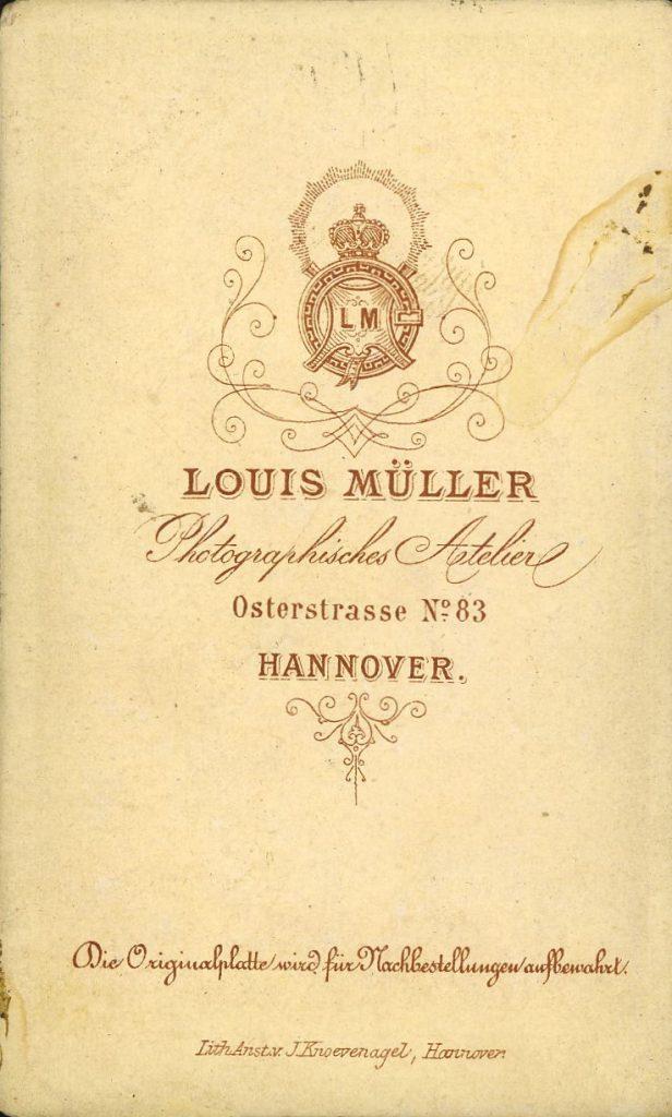 Louis Müller - Hannover