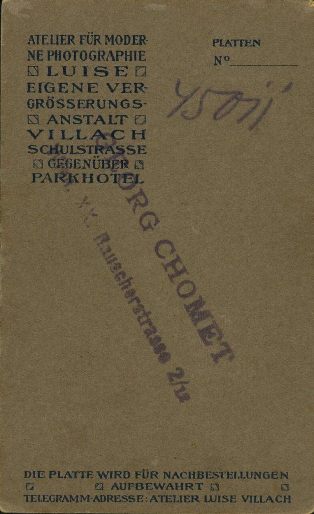 Luise - Villach - Georg Chomet