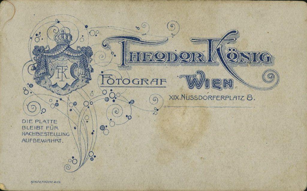 Theodor König - Wien