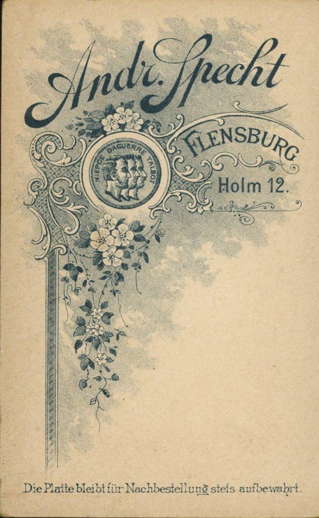 Andr. Specht - Flensburg