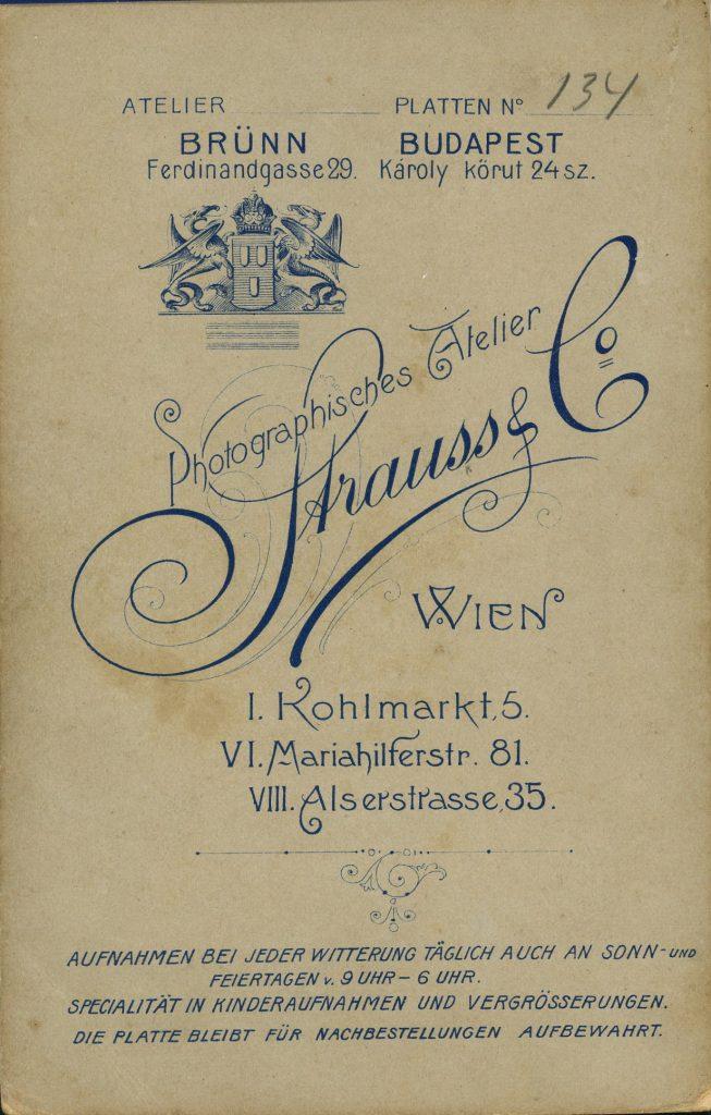 Strausse - Wien - Brünn - Budapest