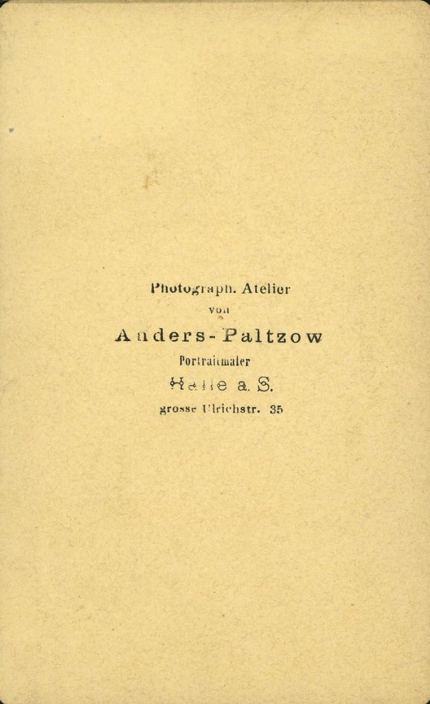 Anders-Paltzow - Halle o.S.