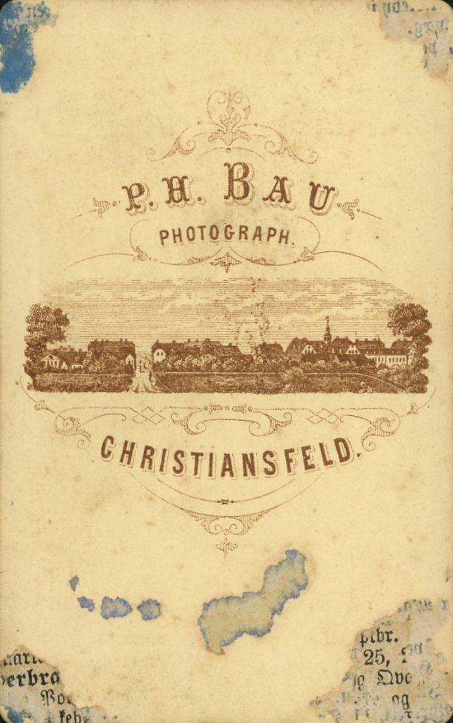 P. H. Bau - Christiansfeld