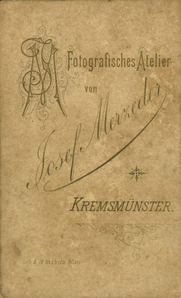 Josef Merzeder - Kremsmünster