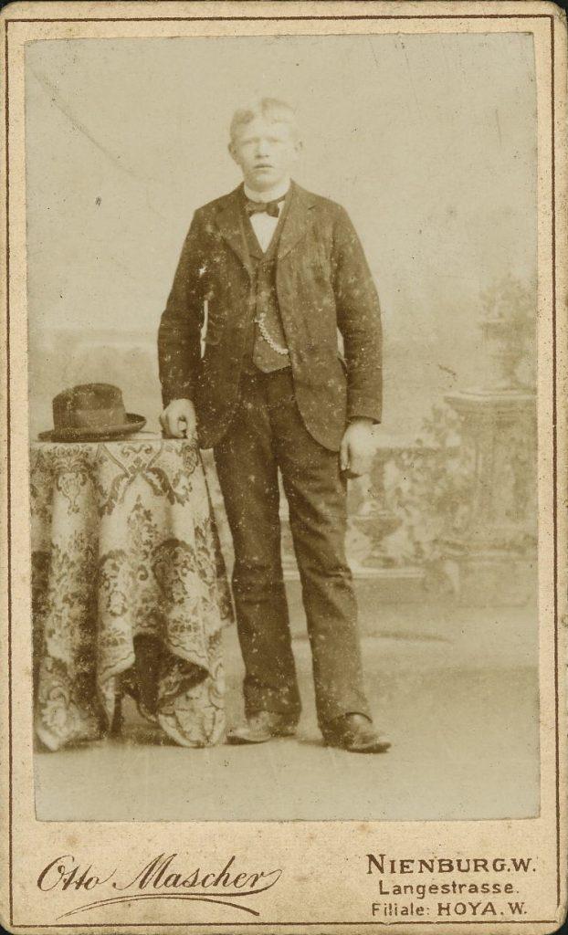 Otto Mascher - Nienburg a.W. - Hoya